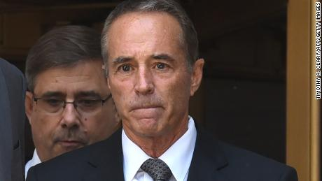 DOJ recommends maximum sentence for former GOP Rep. Chris Collins