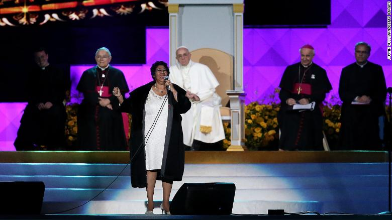 Public viewings of beloved music icon Aretha Franklin planned in Detroit