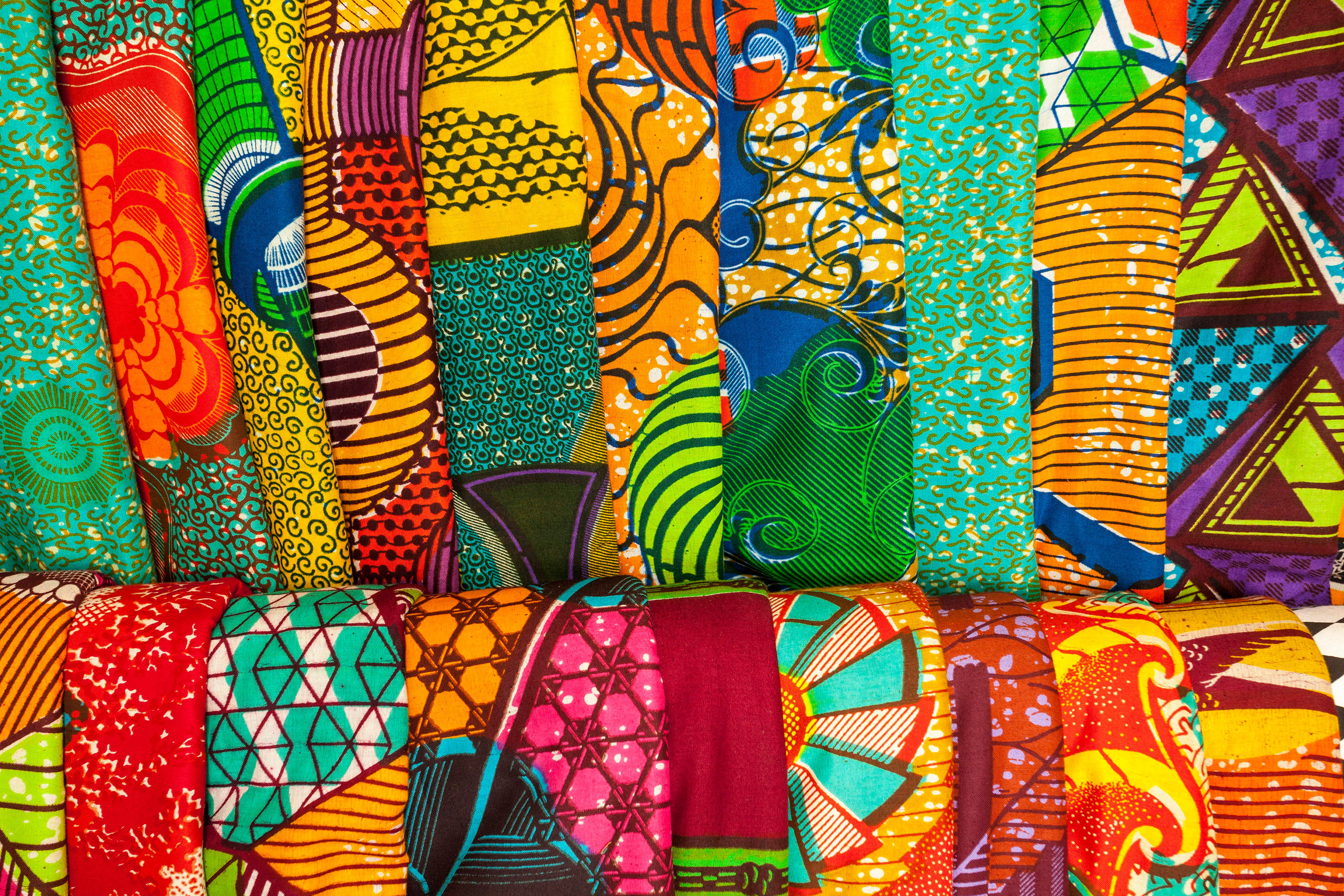 The Complex Future Of African Fabric Which Isn T African Cnn Style