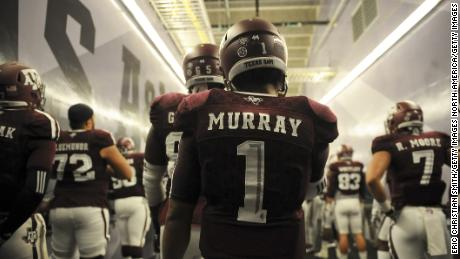 Kyler Murray, who played his freshman season at Texas A&M, will try to lead the Oklahoma Sooners back to the College Bowl Championship Series this season.