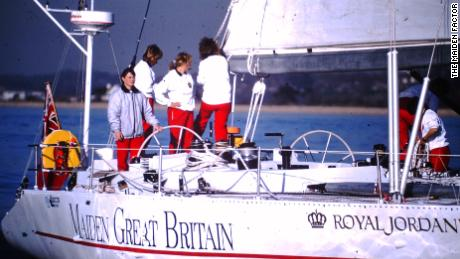 After Whitbread, the all-female crew went their separate ways.