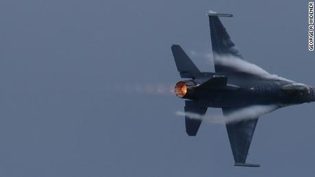 China blasts U.S. sale of F-16 jets to Taiwan, threatens sanctions
