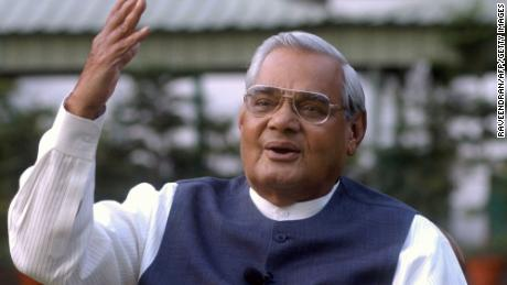Former Indian prime minister Vajpayee passes away at 93