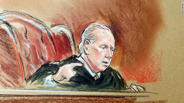 Manafort trial judge: I've been threatened