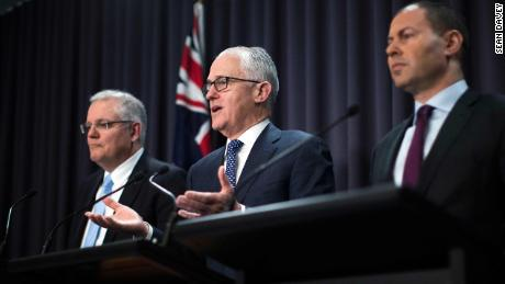 Malcolm Turnbull is still standing, but for what?