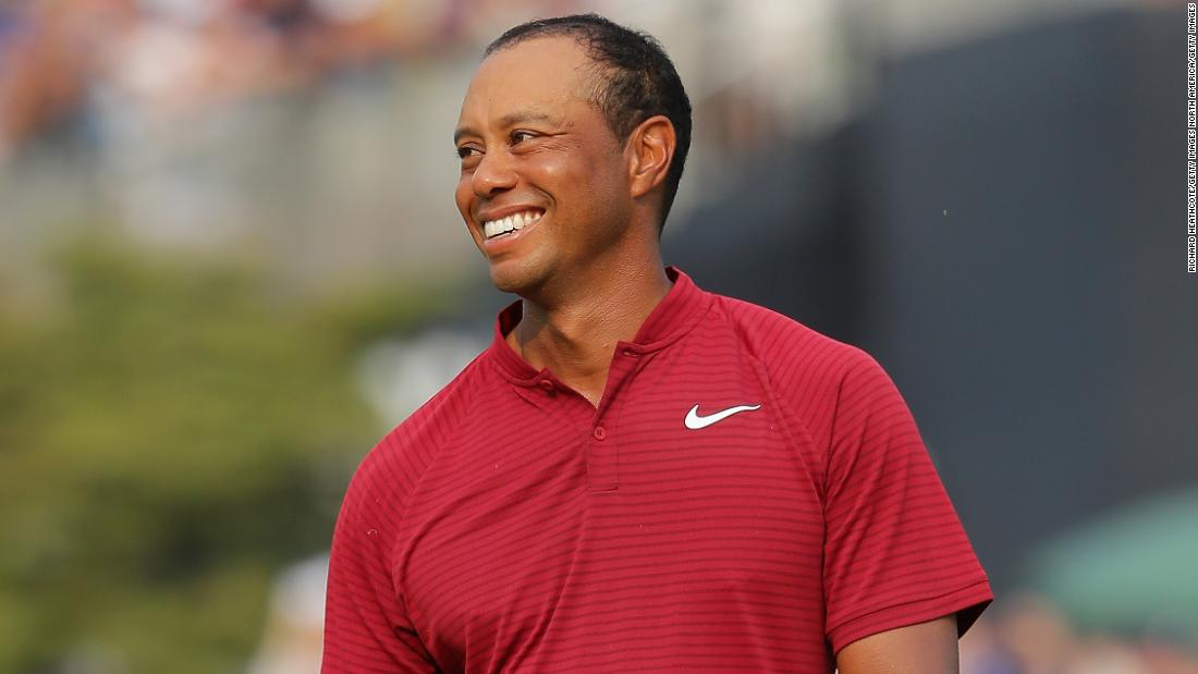 Tiger Woods: Return of the 'gladiator'