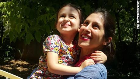 Nazanin Zaghari-Ratcliffe goes on hunger strike