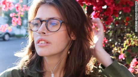 Claire Wineland, inspirational speaker and social media star, dies one week after lung transplant