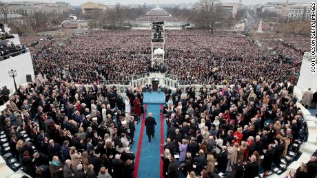 Federal prosecutors criminally investigating Donald Trump's $107 million inauguration