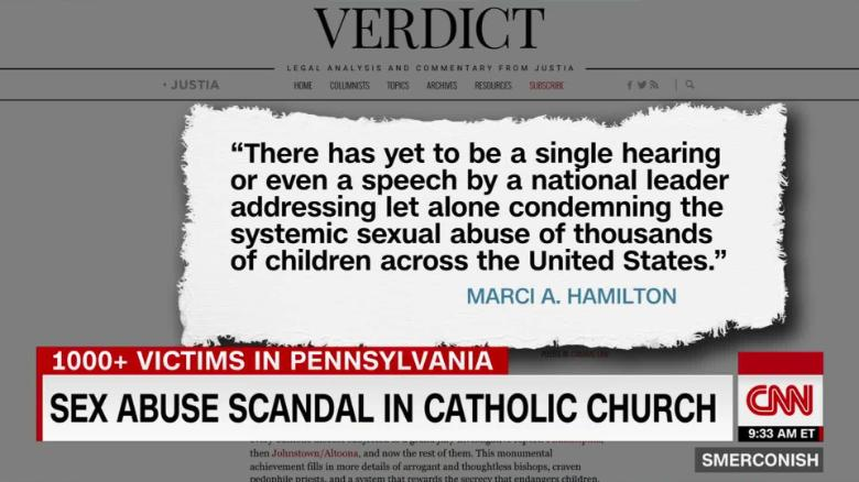 Church official urges Pope to resign over abuse cover-up