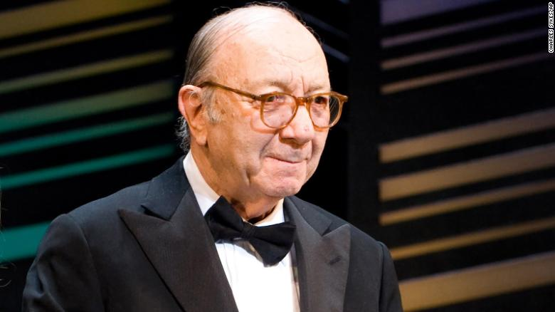 Playwright Neil Simon dies aged 91