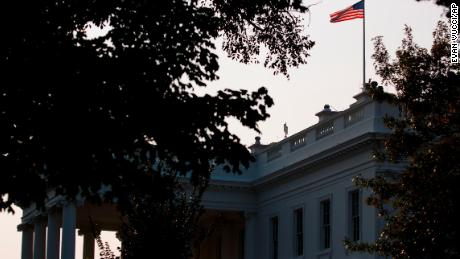Under Pressure, President Trump Re-Lowers White House Flag For John McCain
