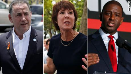 Racism looms large in Florida governor's race