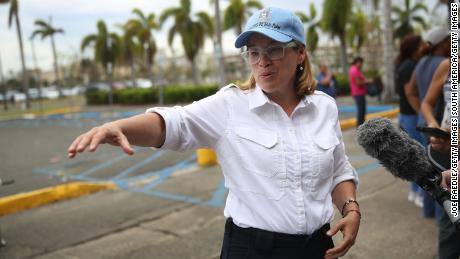 Puerto Rico Governor Responds to Trump Calling Hurricane Response an 'Unsung Success'