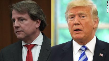 Sessions and McGahn each stood up to Trump. Now, McGahn heads for the exits