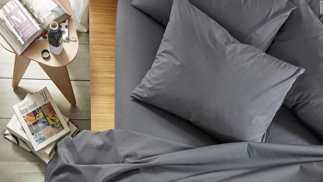 This popular luxury linen brand rarely goes on sale — until now