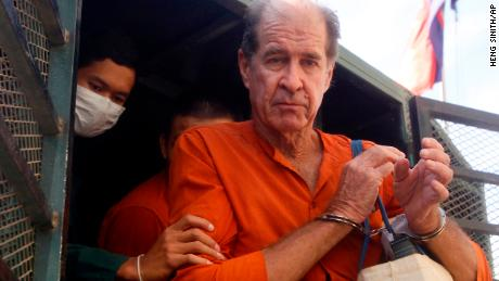 Australian filmmaker jailed for six years for Cambodia 'espionage'