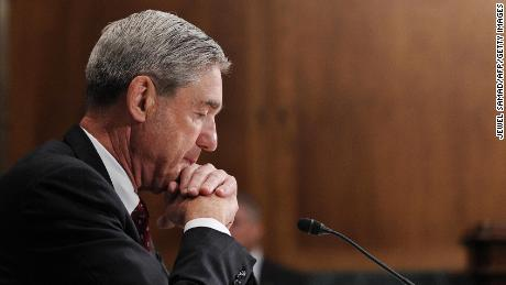 Action by AG Whitaker: Mueller's Survey Near Completion & # 39;