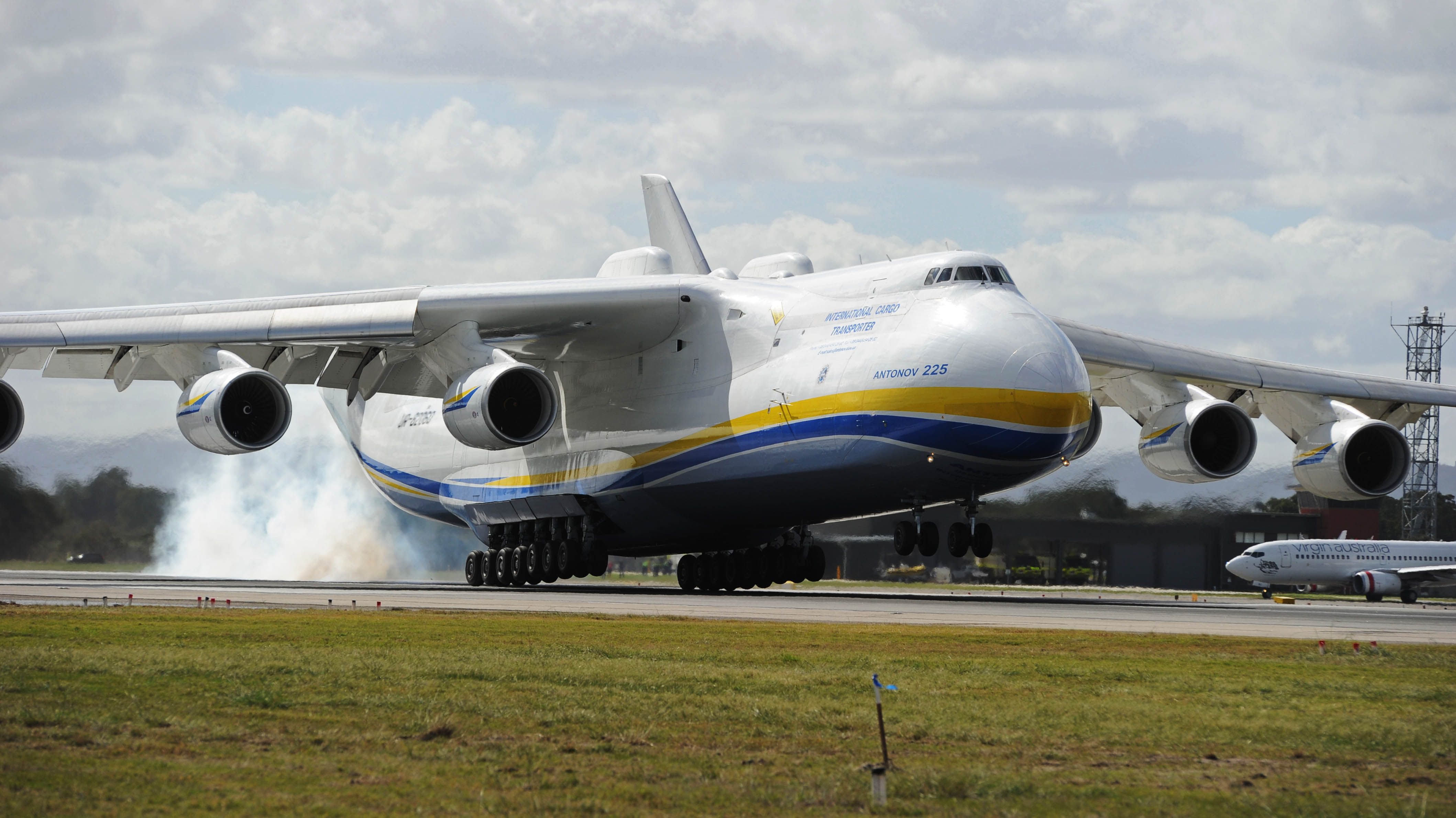 Antonov An-225: Enormous, unfinished plane lies hidden in
