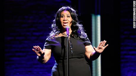 Aretha Franklin's handwritten will found hidden under a cushion