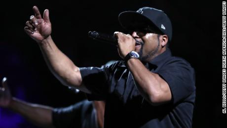 """Ice Cube canceled his appearance on """"Good Morning America"""" after the killing of George Floyd."""
