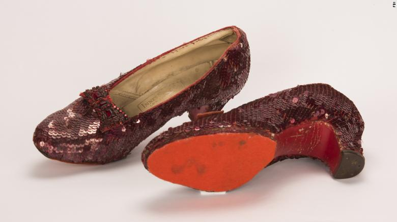 Google salutes Wizard of Oz with a ruby slipper Easter Egg!