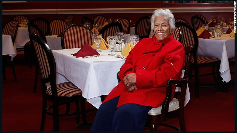 Chef and civil rights activist Leah Chase dies at 96
