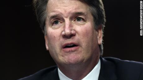 US  senators question Kavanaugh about his record and legal positions