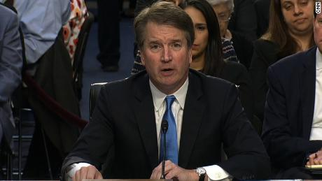 Judge Kavanaugh Faces Third Day Of Senate Judiciary Committee Hearing