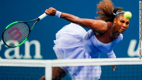 Williams penalized; Osaka wins US Open