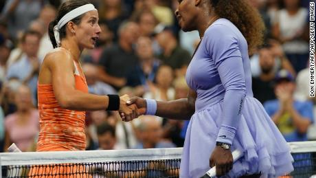 Serena Williams Goes Off on Chair Umpire After Controversial Penalties