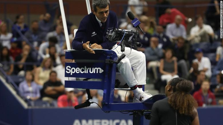 Former umpire defends Carlos Ramos amid furore