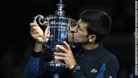 Novak Djokovic: US Open title feels 'phenomenal'