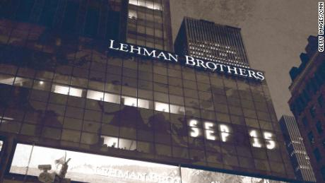 Lehman Brothers 2008 crisis