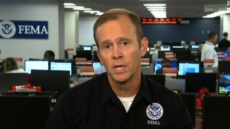 FEMA chief Coastal NC residents should leave