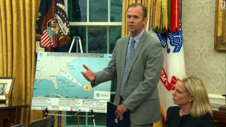 FEMA Chief Under Probe for Using Official Cars