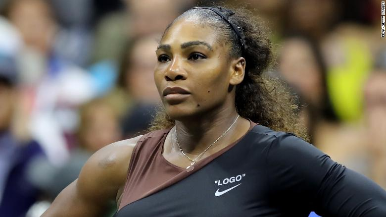 Newspaper defends 'racist' Serena Williams cartoon