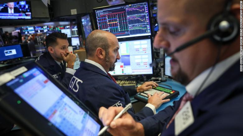 Watch live: Market rallies after chaotic week for stocks