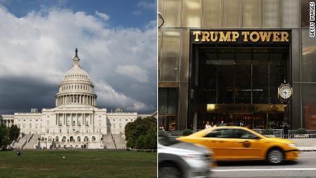 Trump Organization prepares for a fight if Democrats win