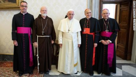 Pope Francis Summons Bishops for Summit on Preventing Clergy Sex Abuse