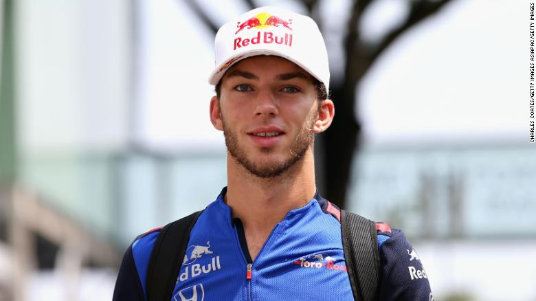 Gasly wins astonishing Italian Grand Prix