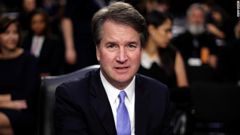 Kavanaugh Denies Allegation Of Sexual Misconduct During High School