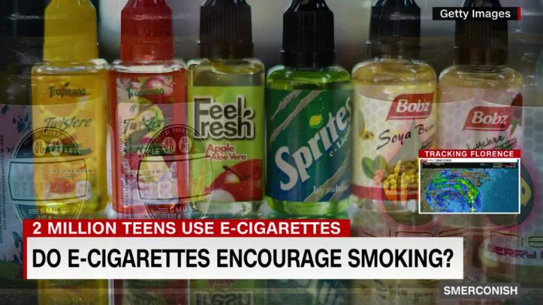 FDA releases new ad warning of the dangers of teen vaping