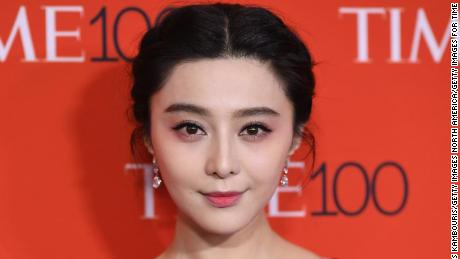 NEW YORK, NY - APRIL 25: Actress Fan Bingbing attends the 2017 Time 100 Gala at Jazz at Lincoln Center on April 25, 2017 in New York City.  (Photo by Dimitrios Kambouris/Getty Images for TIME)