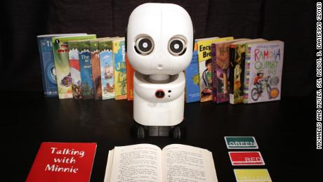 The 'dunce robots' of Japan will help children learn