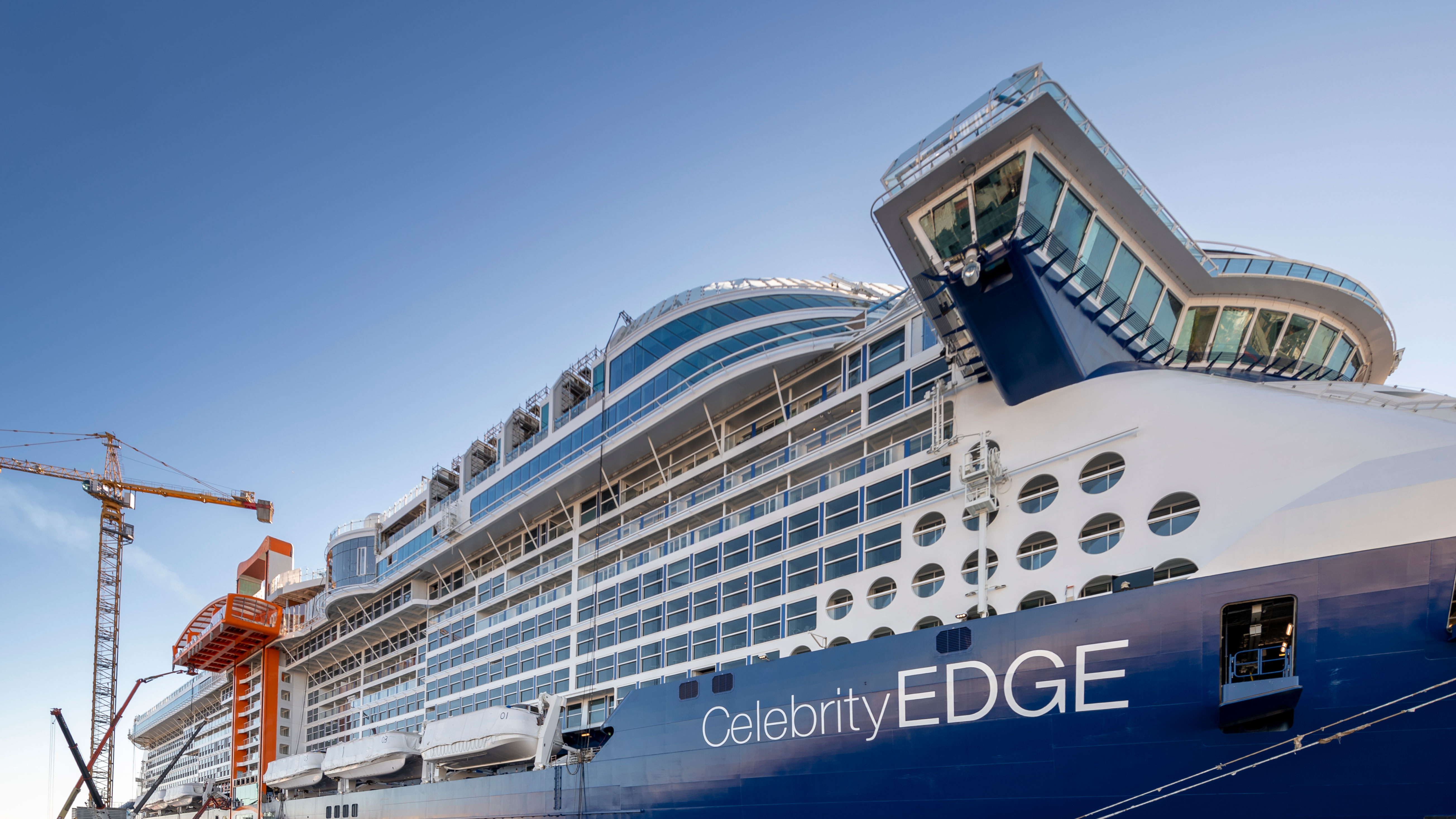 Celebrity Edge Is This The Future Of Cruise Ships Cnn Travel