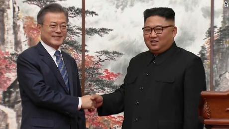 Korean Leaders Take Diplomacy to New Heights