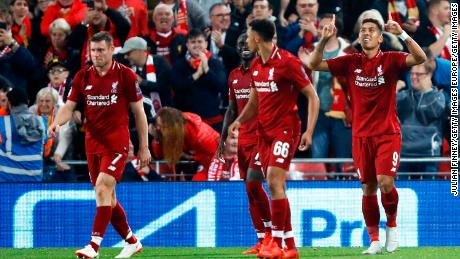 Liverpool 'made a point' with PSG victory - Joe Gomez