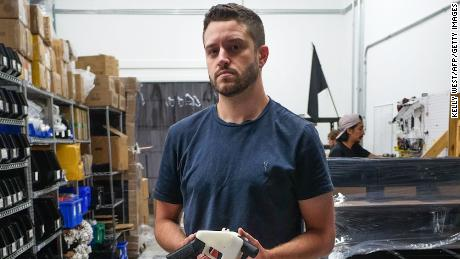 3D-printed gun mastermind Cody Wilson jailed on sex assault charge
