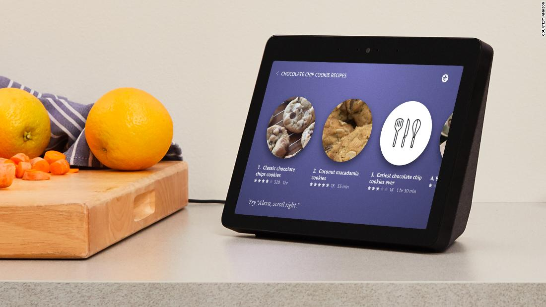 Whether you're a chef or an audiophile, the Echo Show packs a lot of punch for a reasonable price